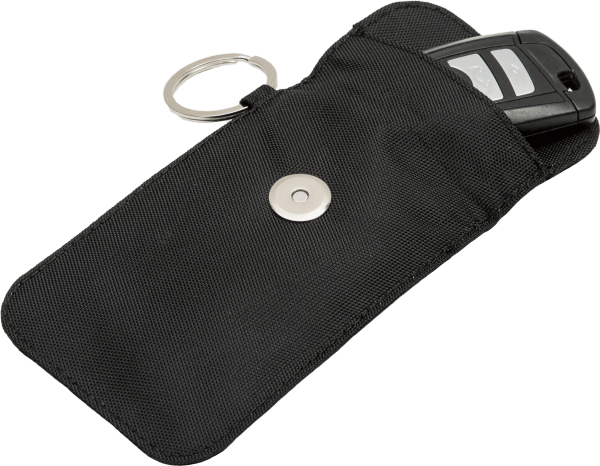 "eWall ""Keyless-Go"" anti-hacking wallet, Nylon"